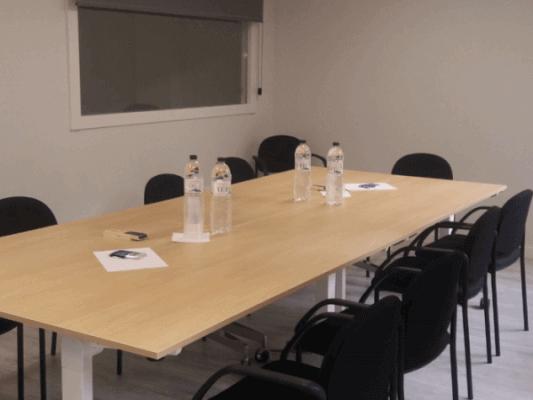 sala polivalente espai COAC Tarragona