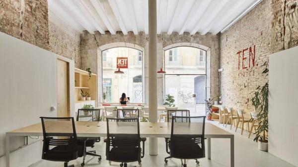 imagen interior de Ten Studio Tarragona
